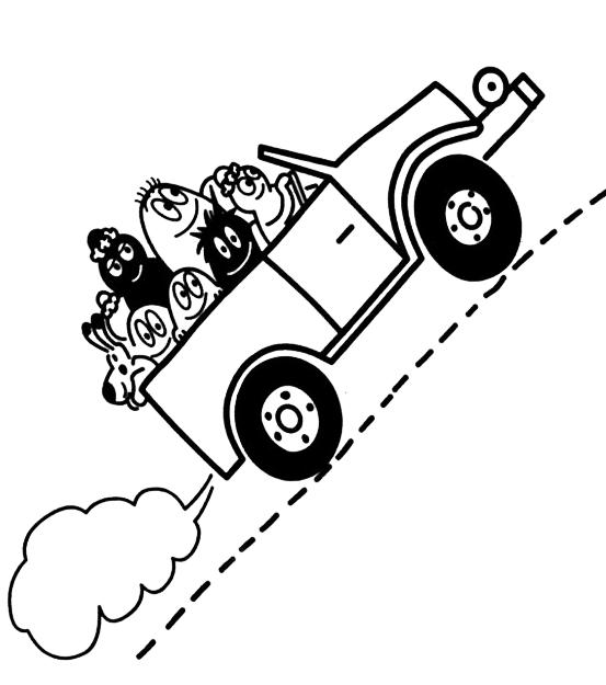 Barbapapa I Barbapapa Sulla Jeep