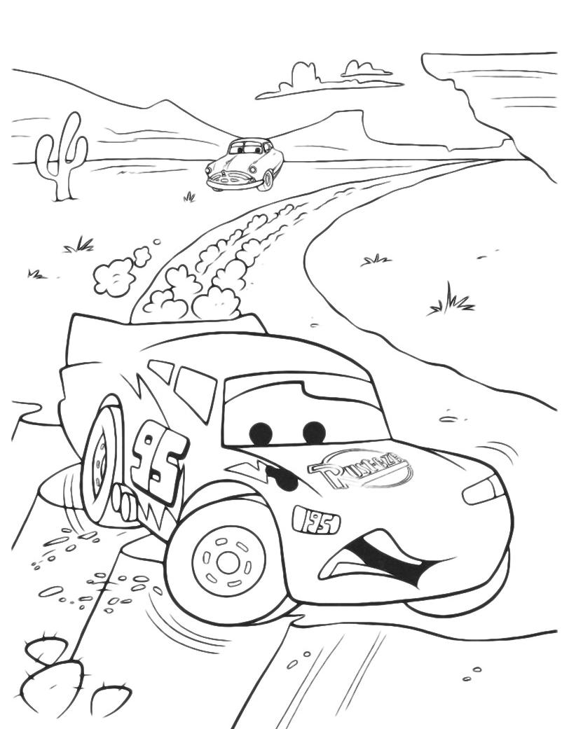 En la pista - 3 part 7