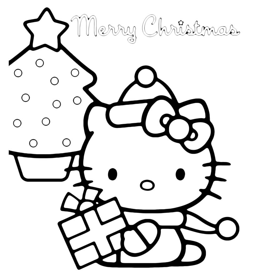 Hello Kitty - Hello Kitty a Natale