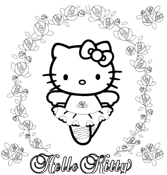 Hello kitty hello kitty ballerina - Ballerine hello kitty ...