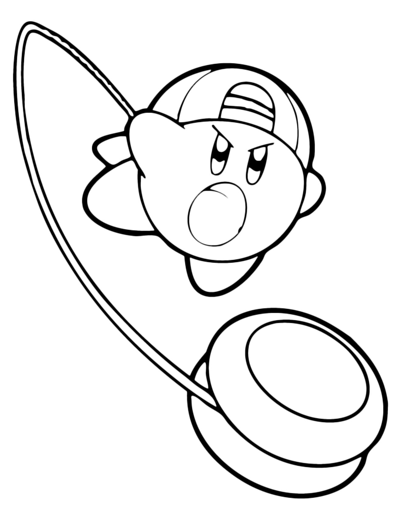 Kirby Kirby Lancia Lo Yo Yo