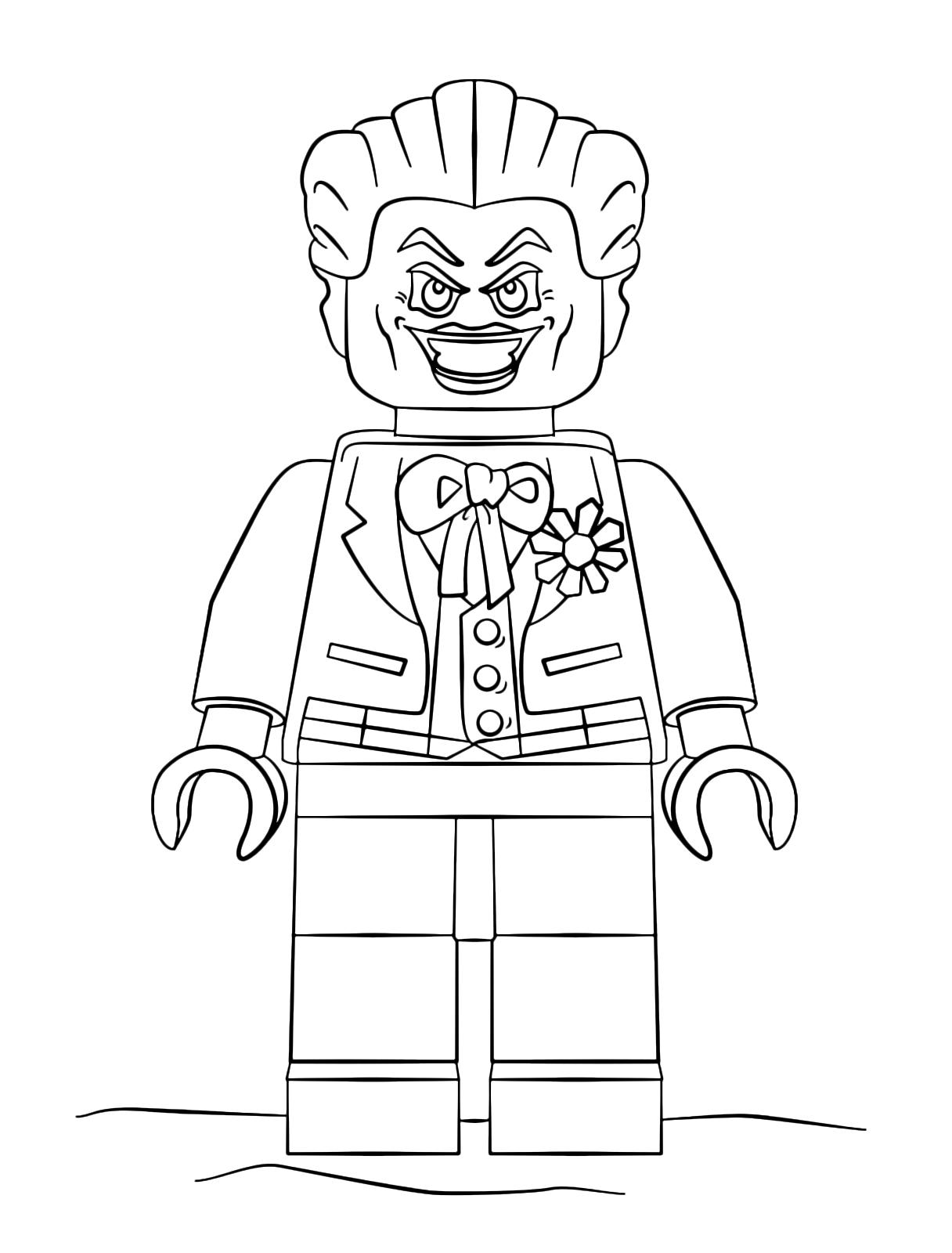 Lego Batman Il Film Il Perfido Joker Acerrimo Nemico Di Batman
