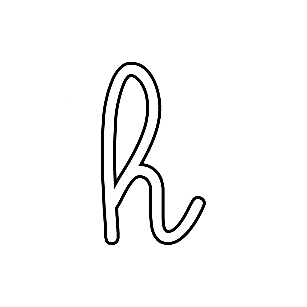 Lettere Alfabeto Corsivo Minuscolo: Pin Minuscolo Corsivo Lettere Dell Alfabeto Lettera