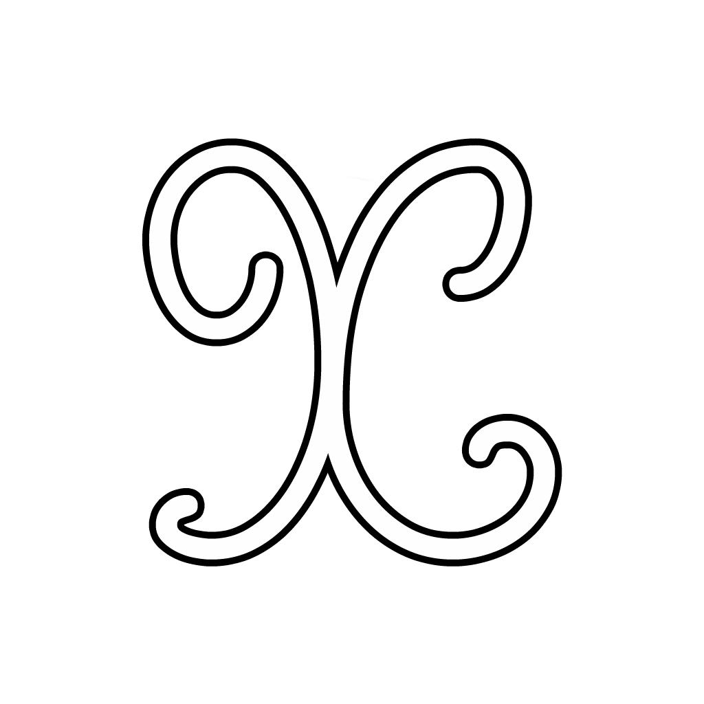 Lettere Alfabeto Corsivo Minuscolo: Lettere In Corsivo Maiuscolo EI55 » Regardsdefemmes