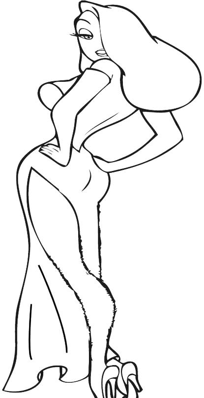 Looney Tunes Jessica Rabbit