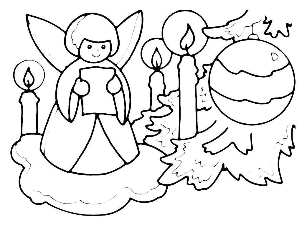 Sagome Di Natale Sagome Di Albero Di Natale Cartoon Le Sagome Di