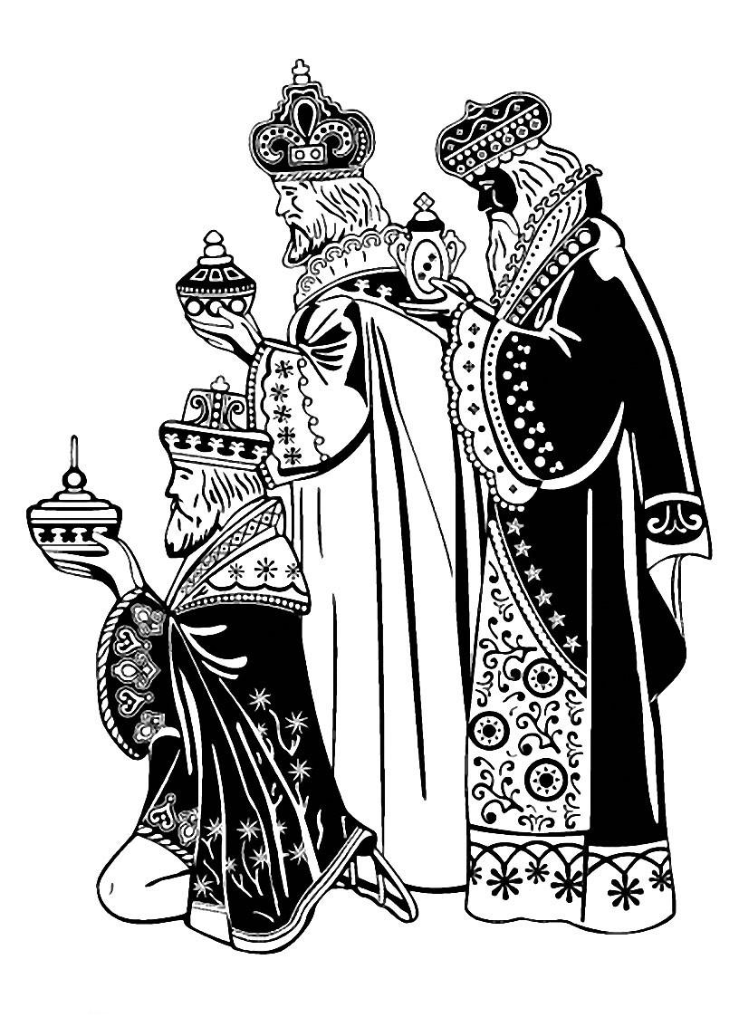 Natale i re magi portano in dono oro incenso e mirra - Cosa portano i re magi ...