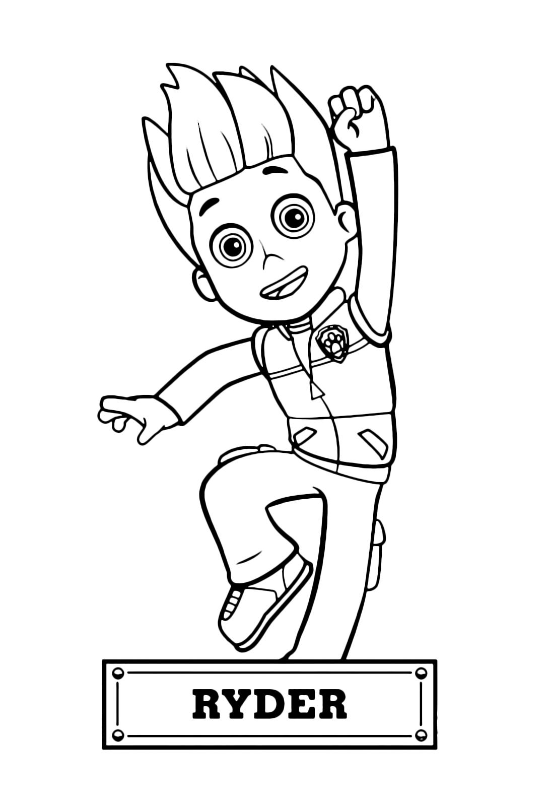 10 disegni bambini colorare paw patrol migliori pagine for Disegni da colorare paw patrol