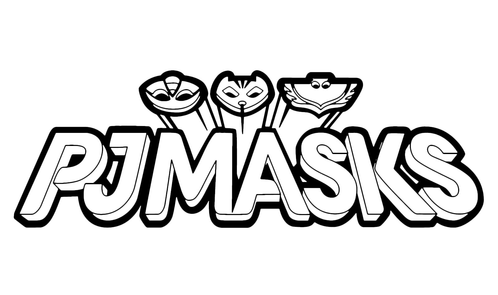 Disegni Di Pj Masks Super Pigiamini Da Colorare