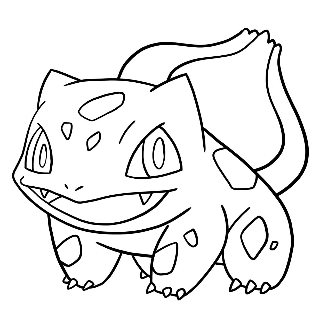 Pokémon - Gen. 1 - Bulbasaur - 1 - Erba