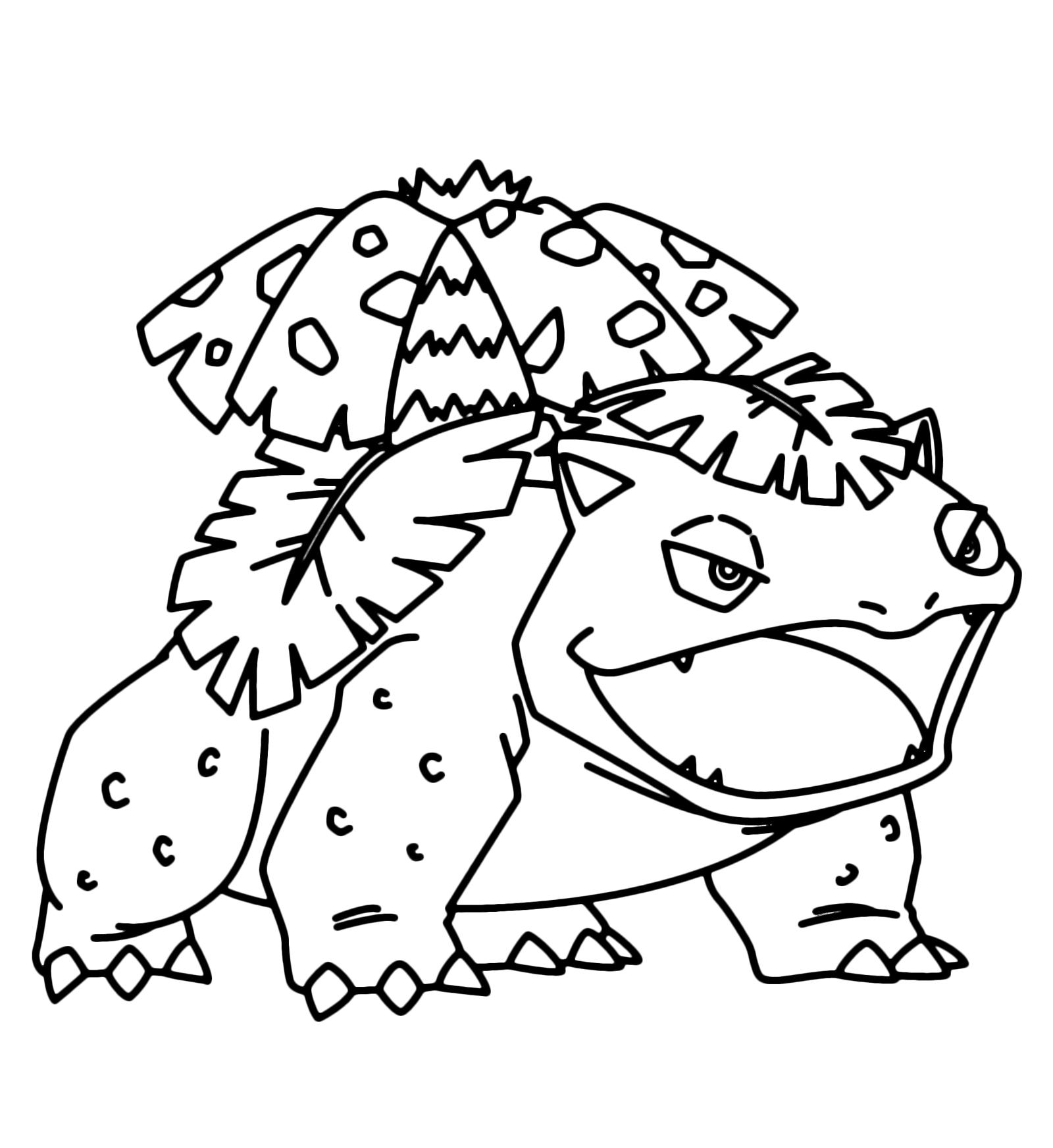 Pokémon - Gen. 1 - Il pericoloso Venusaur - 3 - Erba