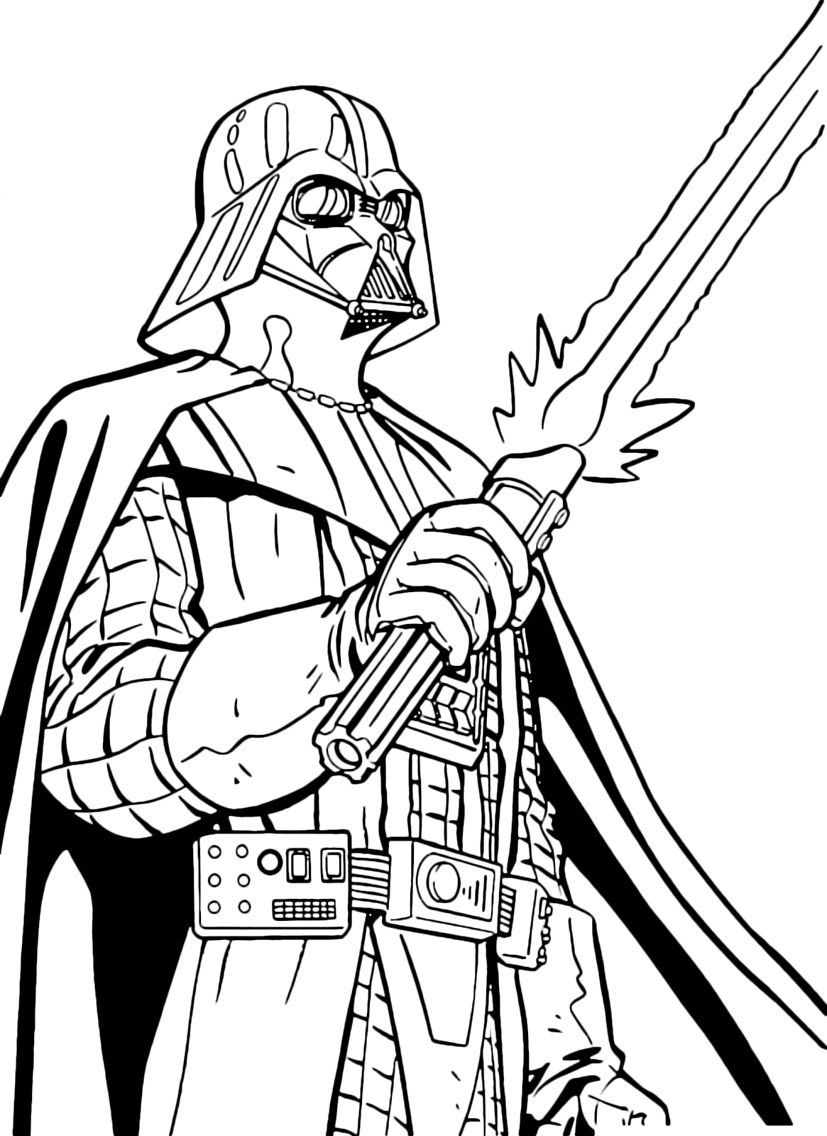 holiday coloring pages princess leia coloring pages free