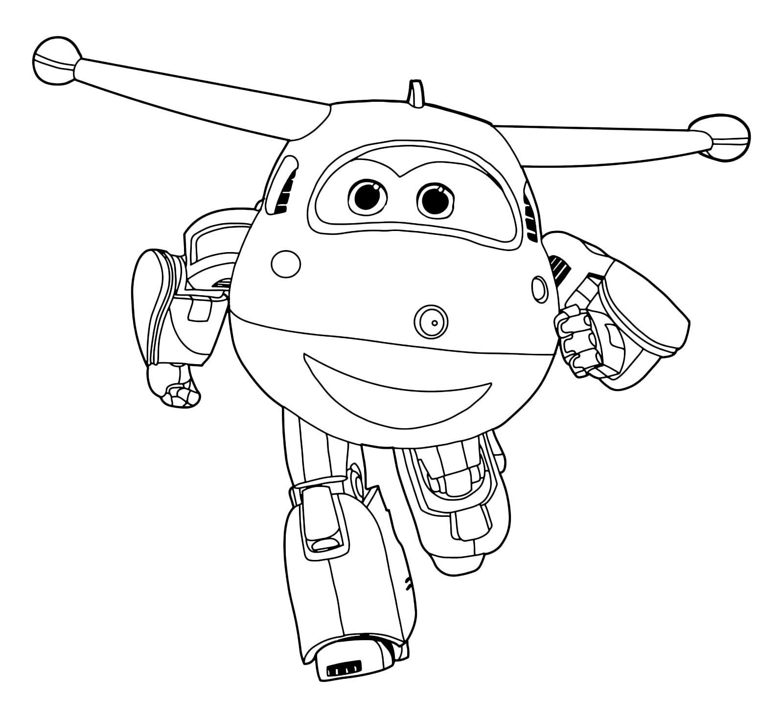 Disegni di super wings da colorare for Disegni da colorare super wings