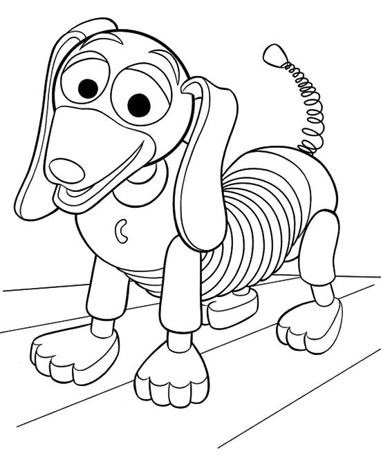 Disegni Di Toy Story Da Colorare