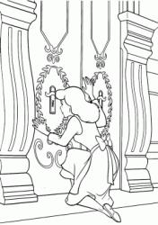 Principessa Anastasia Da Colorare Ardusat Org