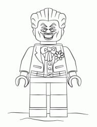 Disegni Di Lego Batman Il Film Da Colorare