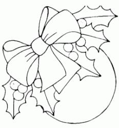 Disegni Di Palline Di Natale Da Stampare E Colorare.Disegni Di Natale Da Colorare