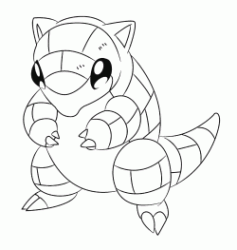 Sandshrew pronto all'attacco - 27 - Terra