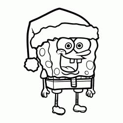 Disegni di spongebob da colorare for Disegni spongebob
