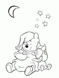 Disegni di winnie the pooh da colorare for Winnie pooh ka che